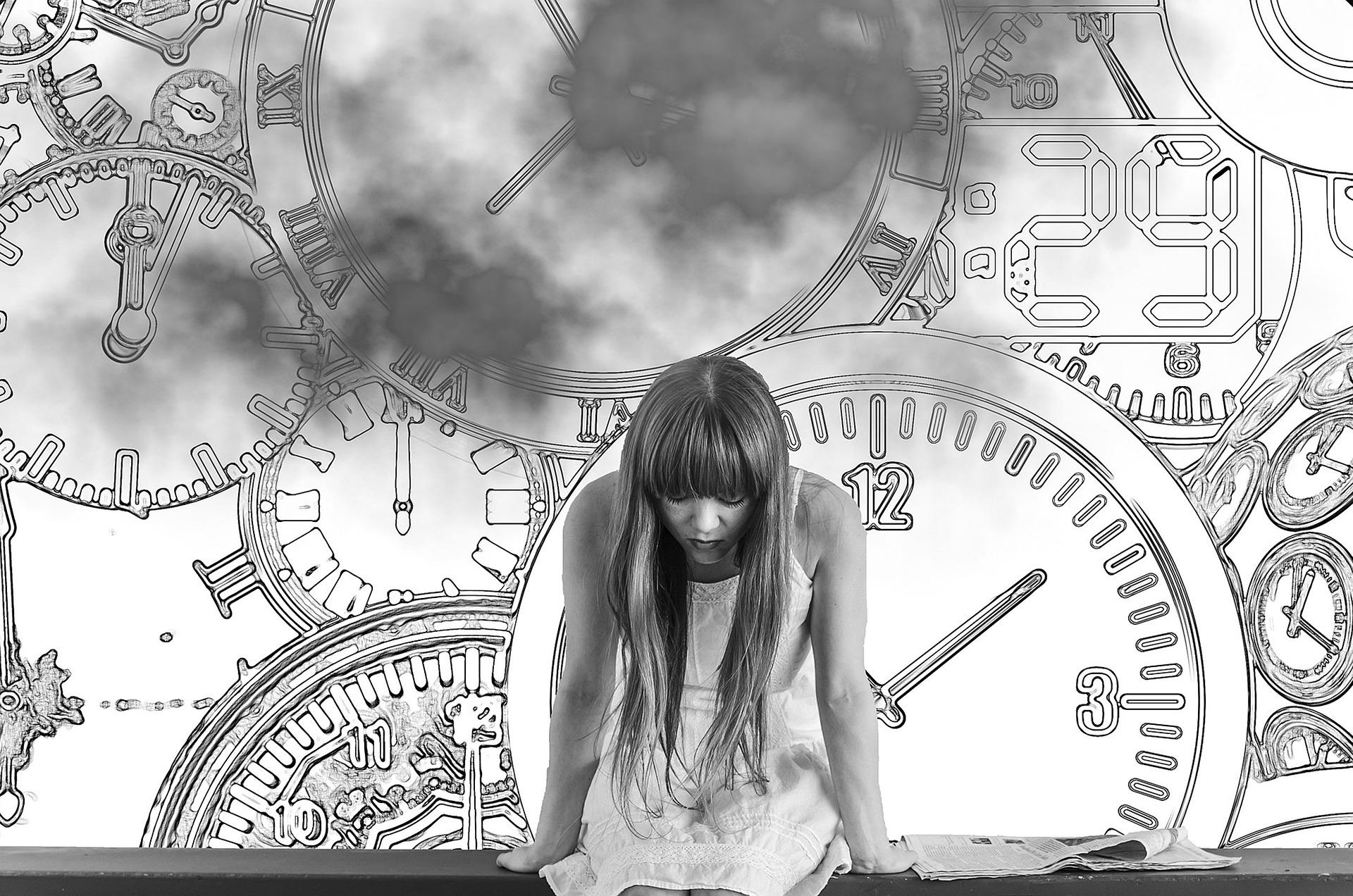 Je bekijkt nu Terug en vooruitkijken: weg met de stress!